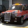 London Taxi Cab - LTI TX4