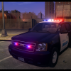 "2009 Chevy Tahoe ""Alderney Police Dept."" Part of an up coming pack."