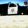 Orange County Sheriff's Department (CA) Chevy Tahoe SSV