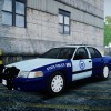 Massachusetts State Police 2010 Crown Victoria WIP