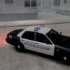 Granite City Police CVPI Supervisor Patrol Unit
