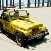 Jeep Wrangler 1988 LCFD Lifeguard Edition
