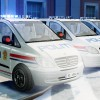 Mercedes Vito Norwegian Police Edition