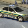 Saab 9-3 SA Police