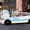 NYPD impala &amp; ESU truck