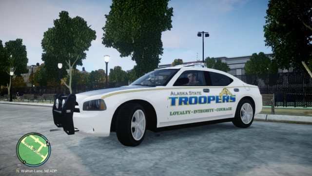 [WIP] 2010 Alaska State Troopers Dodge Charger(AST Vehicle Mega Pack)