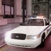 2008 Ford Crown Victoria Police Interceptor (D:SF) - Halifax Regional Police