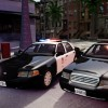 LAPD Ford Crown Vics