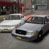 2001 Ford Crown Victoria LX &amp; Police Interceptor