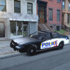 Harbor City Metro Police Vapid Cruiser