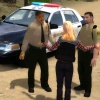 LASD talking with the complainant