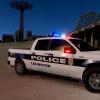 Lexington Police Ford F150