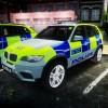 BMW X5 ARV, Battenburg (Metropolitan Police, SCO19)