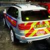 BMW X5 ARV, Jam Sandwich (Metropolitan Police, SCO19)