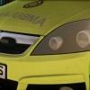 London Ambulance - Vauxhall Zafira Mk2 RRV