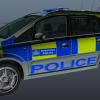 Met Police - 2014 Vauxhall Zafira Mk2 (WIP)