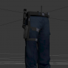 new pants, with boots