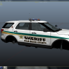 PBSO Explorer Utility featuring the new striping!