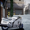 A Highway Patrol bike [W.I.P]