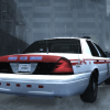 Canadian Military Police Skin v2 Rear