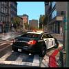 San Francisco Police Dept. Ford Police Interceptor