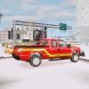 2008 Ford F-250 Liberty Fire Rescue Battalion Chief