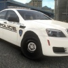"Chevrolet Caprice ""Port of Liberty Police"""