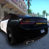 Homemade CHP skin for Dodge Charger 2015