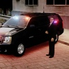 US Secret Service Suburban