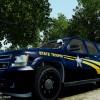 Oregon State Police Tahoe