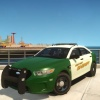 RELEASED - 2014 Ford Police Interceptor Sedan - Liberty City Sheriff