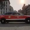 CFD-based Gotham Fire Department Chevy Impala