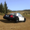 LASD patrolling dirt roads