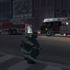 Chicago Fire Department - Truck 6 & Truck 28 on Scene of a Building Alarm