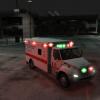 Chicago Fire Department - Ambulance 45 (International Durastar Ambulance)