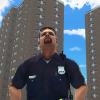 Cop on a Roof top!