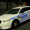 NYPD Ford Police Interceptor Patrol Beta 1
