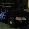 Sandy Springs Police CVPI