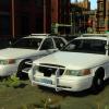 North Las Vegas Police CVPI's