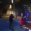 Suspect Complies