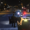 Traffic stop Secondary