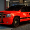 2008 Tahoe Fire/EMS Command Unit