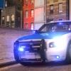 Alabama State Trooper conducting a traffic stop in Birmingham,AL.