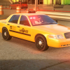 NYPD Unmarked Taxi