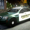 Liberty County Sheriff Chevrolet Caprice