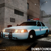 2009 Seattle Police Crown Victoria