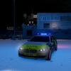 BMW 530D Metropolitan Police Service Light Show