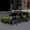 BMW 530D Metropolitan Police Service