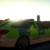 Liberty City Ambulance Service 2014 Police Bmw 330D (1)