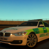 Liberty City Ambulance Service 2014 Police Bmw 330D (2)